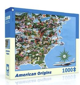 American origins 1000 piece puzzle