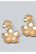 Michelle McDowell Gold Malone Earrings