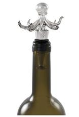 Octopus bottle stopper
