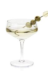 viski Gold Art Deco Cocktail Picks