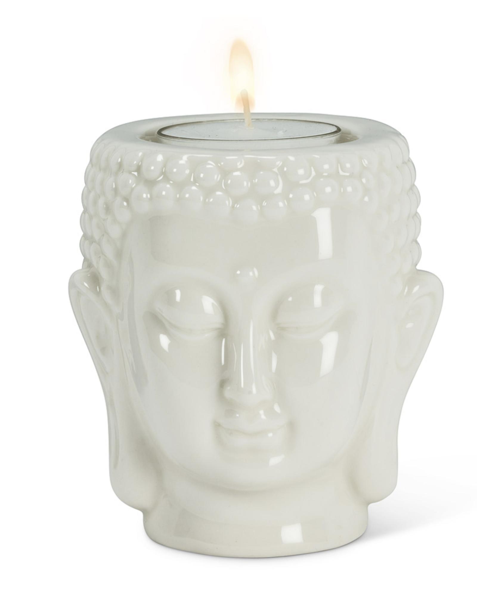 Buddha Head Tealite
