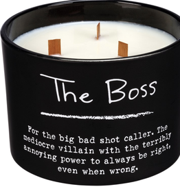 Primitives by Kathy JAR CANDLE - The Boss