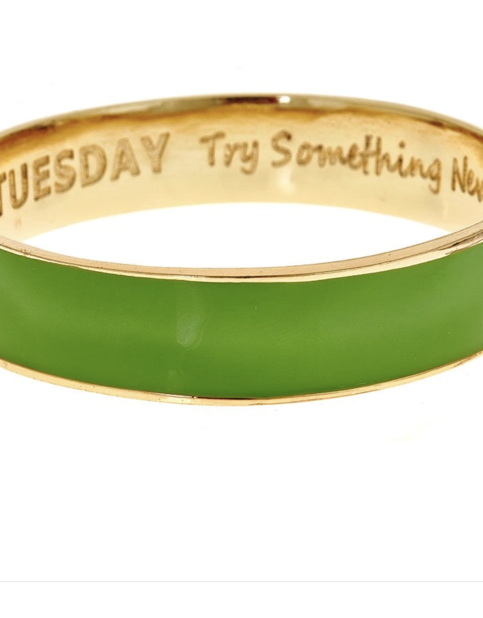 fornash Green Tuesday Bangle