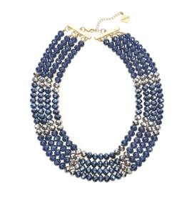 fornash Celebration Necklace-Navy