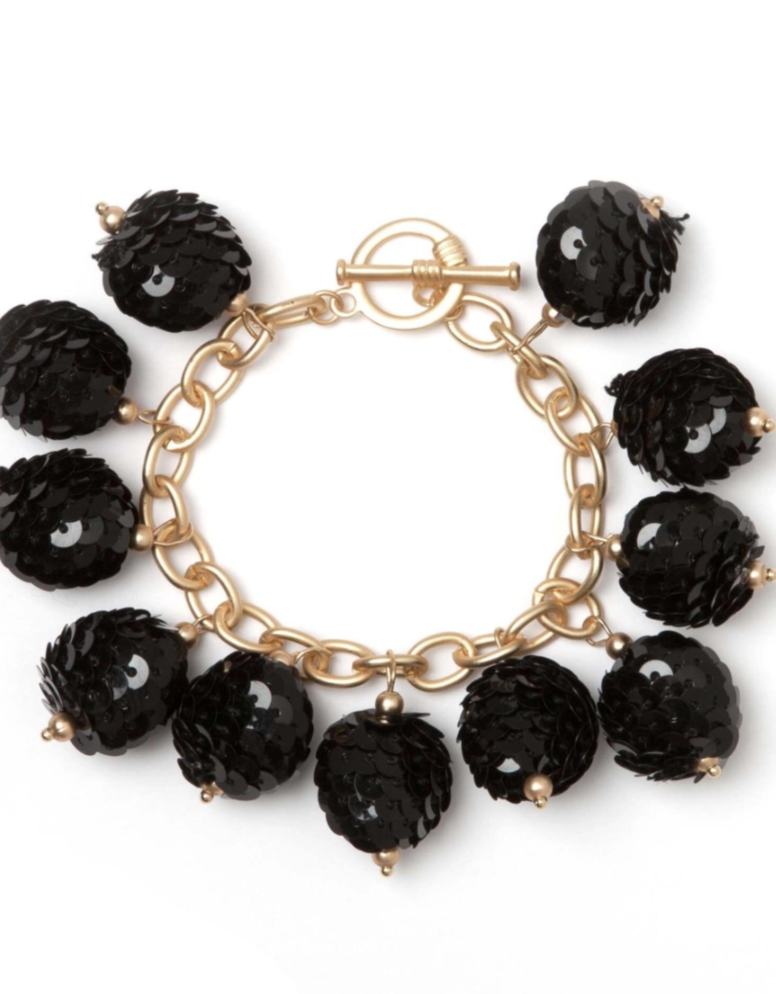 fornash Luna Bracelet-black