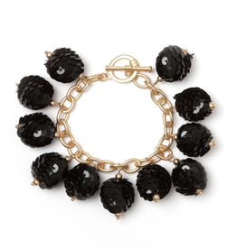 fornash Luna Bracelet-black