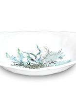 Michel Design Works Ocean Tide Melamine Pasta Bowl