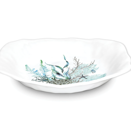 Michel Design Works Ocean Tide Melamine Pasta Bowl