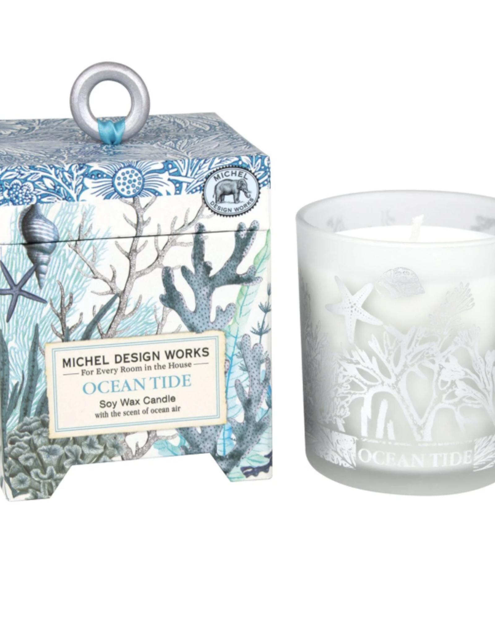 Michel Design Works Ocean Tide Soy Candle 6.5 oz.