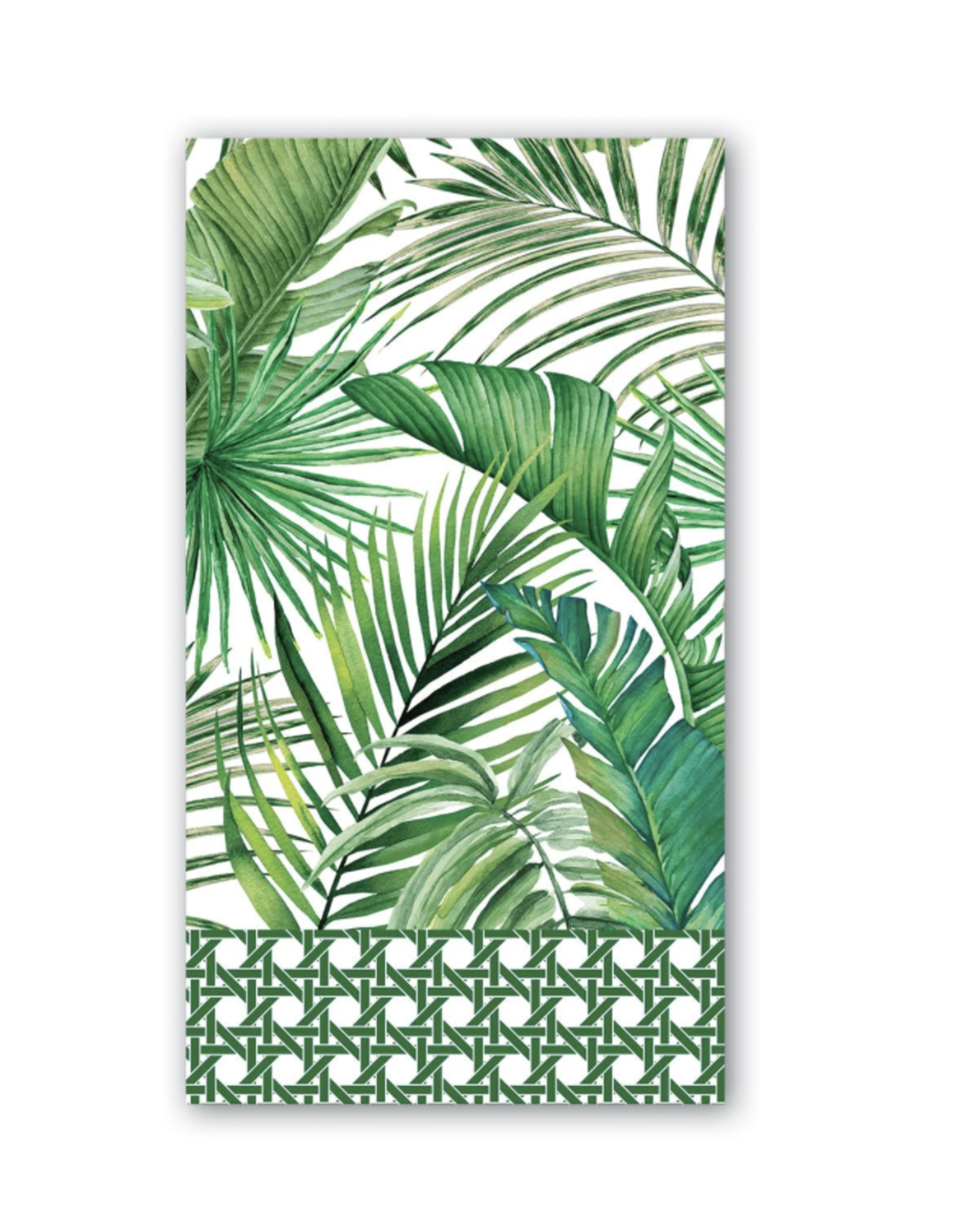 Michel Design Works Palm Breeze Hostess Napkins