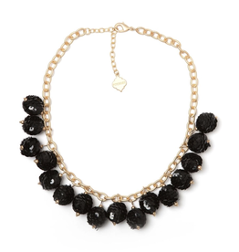 Luna Necklace- Black