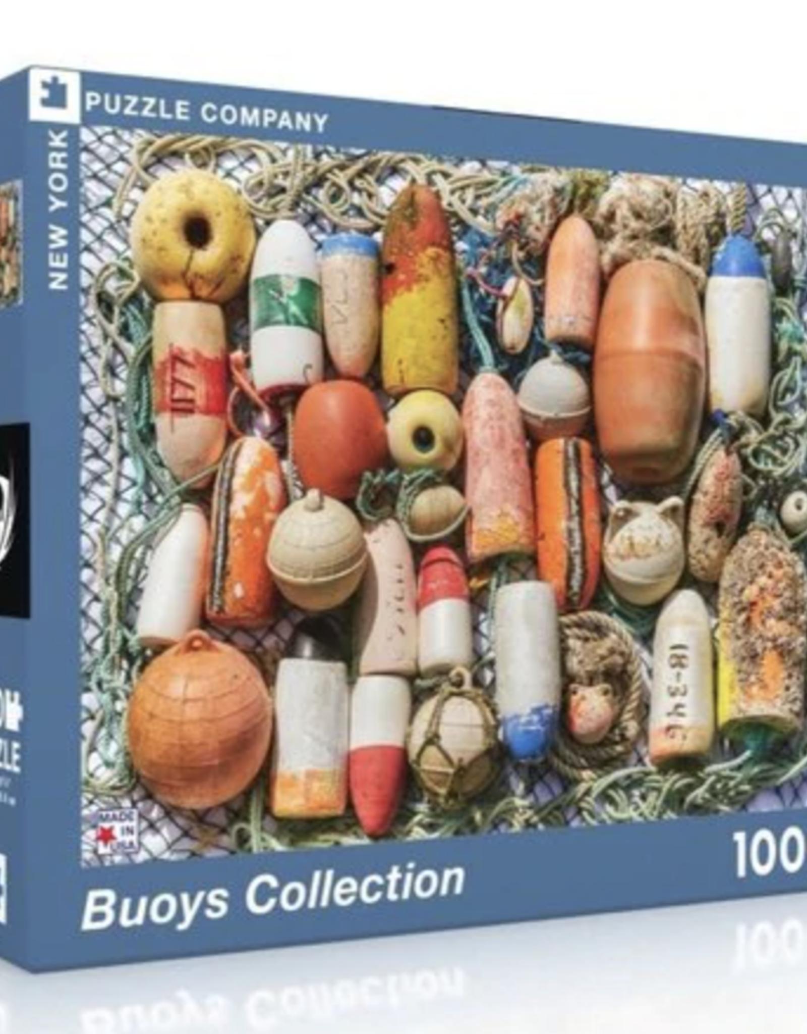 Buoys 1000 piece puzzle