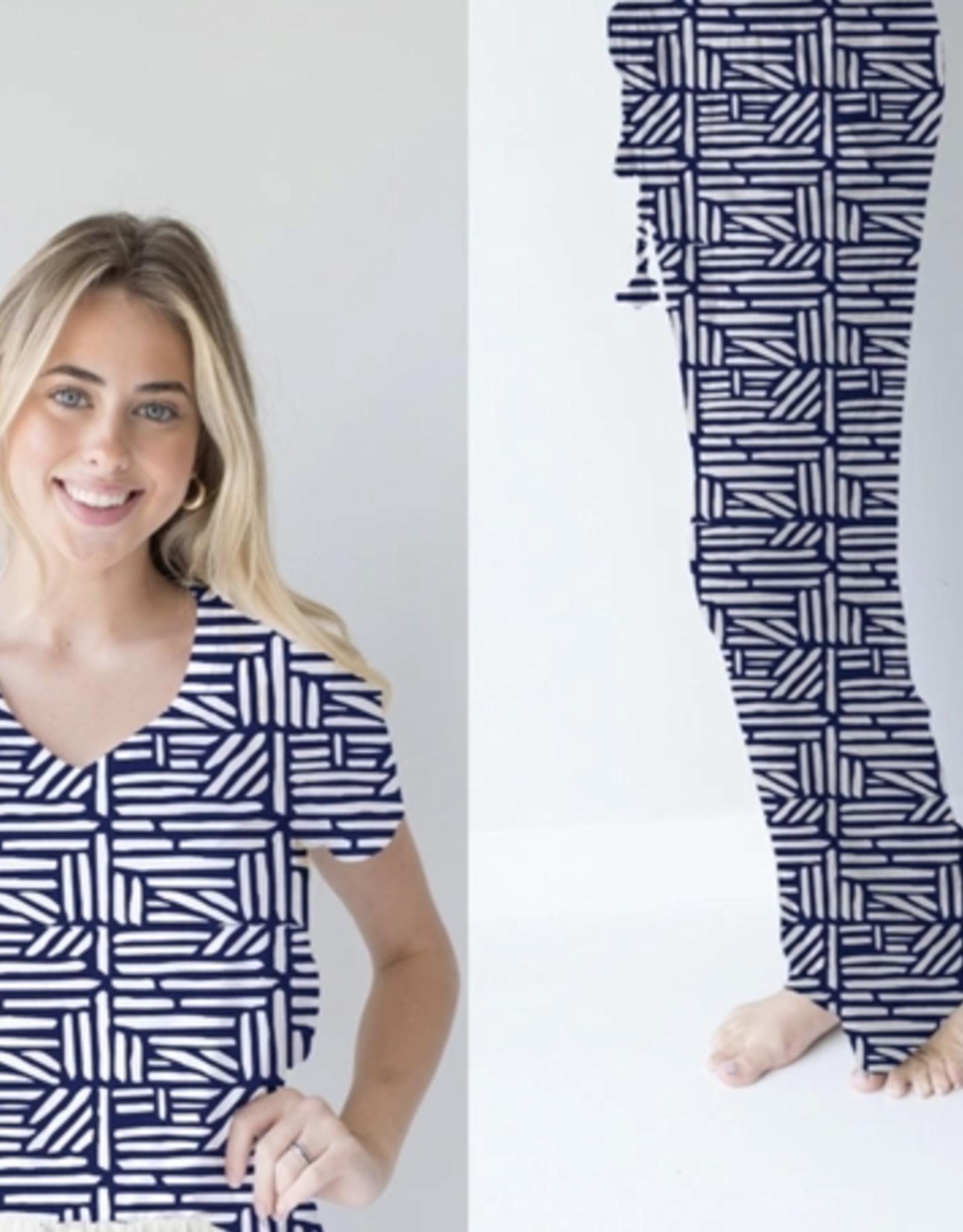 Alli Pajama Set pants