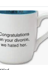 Creative Brands 16oz Mug - we hated her