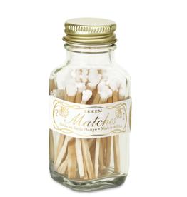 Vintage Mini Match Bottle