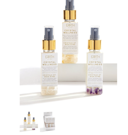 Earth Luxe Crystal Wellness Room Mist