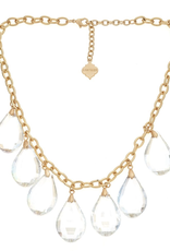 fornash Clear Multi Sierra Necklace