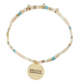 Good Karma Breathe Ivory bracelet