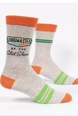Ringmaster of the Shit Show Socks Men's