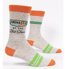 Ringmaster of the Shit Show Socks Men's