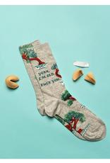Yeah, I'm Old Socks