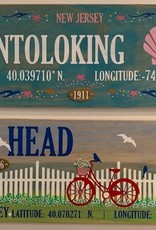 River Creek Trading Co. Coastal Town Signs