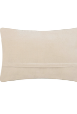 Sailboat Trio hooked 8x3 pillow