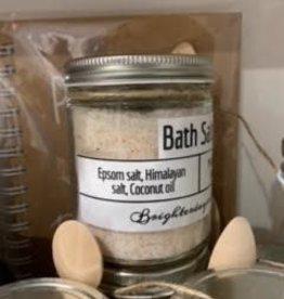 Brighter Days with Qi Citrus Bath Salts
