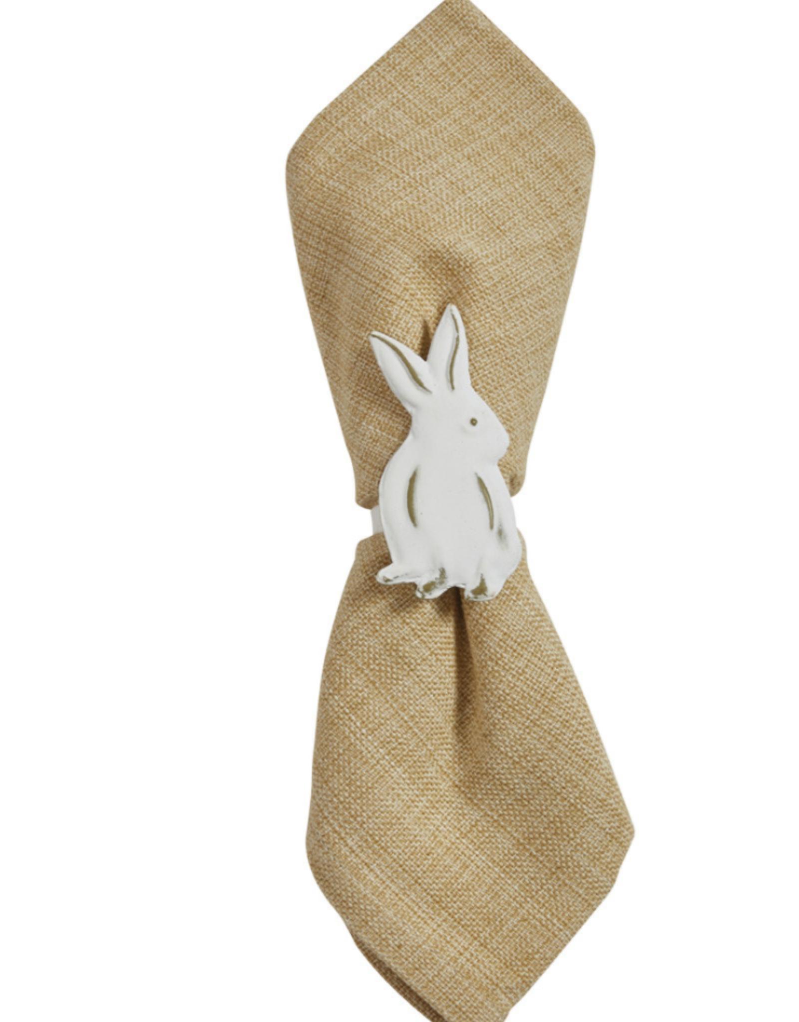 Split Pea Bunny Napkin Ring