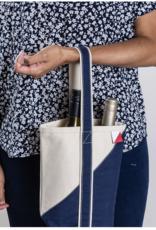 ShoreBags Wine Bag -1 or 2 bottle