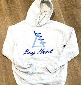 Grey Bay Head Lifeguard Stand Sweatshirt
