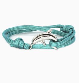 Dorsal Plankton dolphin Bracelet