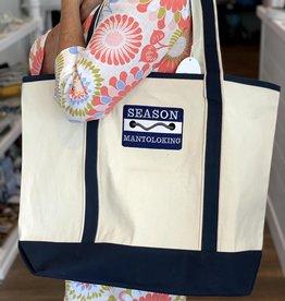 Mantoloking Tote Bag