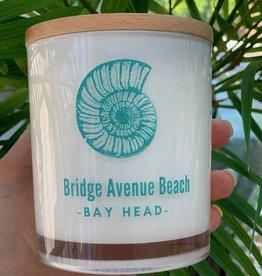 Bridge Ave. Beach Candle