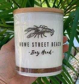 Howe Street Beach Candle