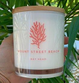 Mount Street Beach Candle