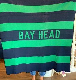 Binghamton Knitting Co. Bay Head Knit Blanket