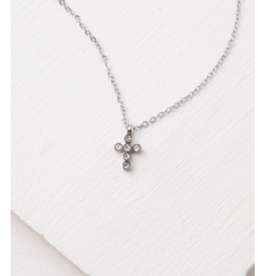 Starfish Project Grace Sterling Silver Cross Pendant