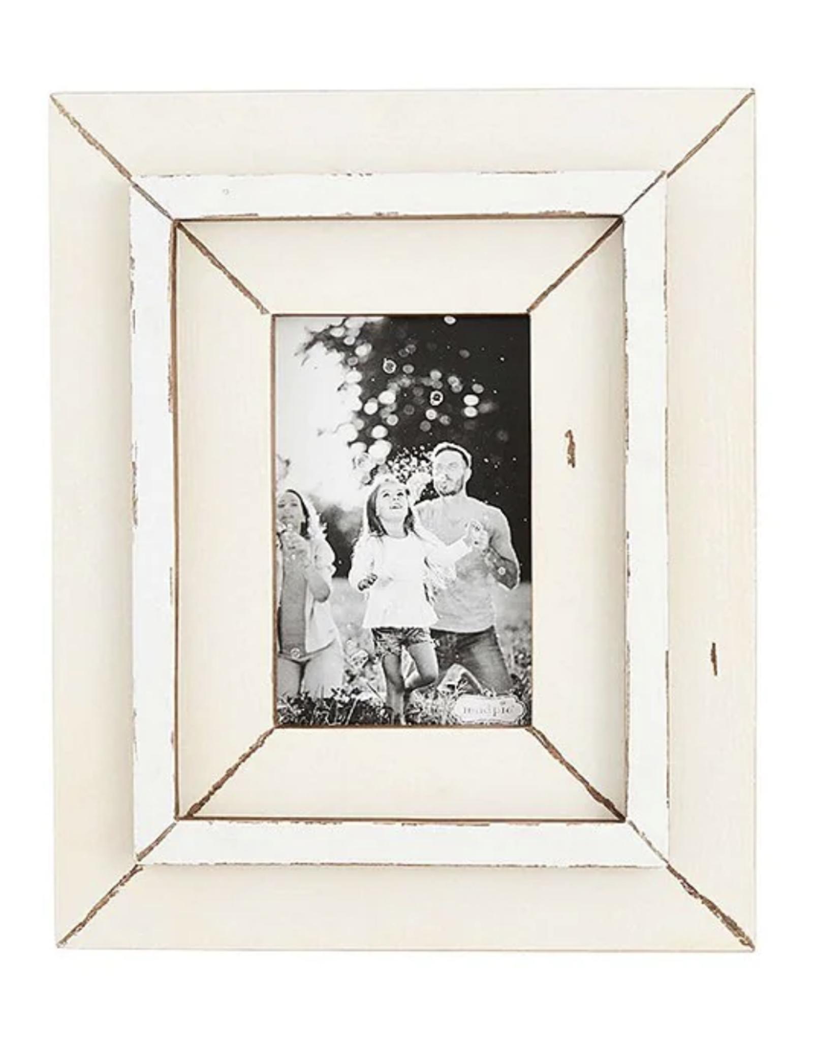 Layered Weathered Frame 4x6