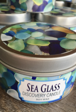 B McVan Designs Sea Glass Discovery Candle