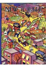 Autumn Excursion 1000p puzzle