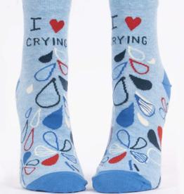 I love crying socks