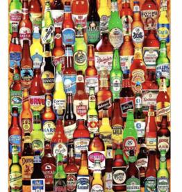 Bottles of Beer 1000 piece puzzle