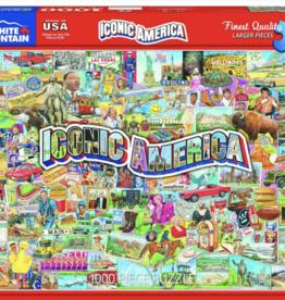 Iconic America 1000 piece puzzle