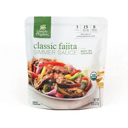 Sauce Fajitas