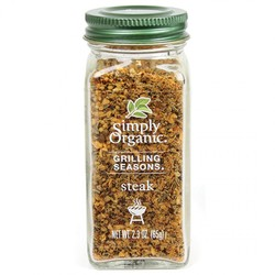 Steak Seasoning 2.3oz