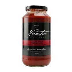 Sauce Tomates Basilic 730ml