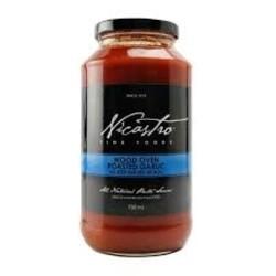 Sauce Ail grillé 730ml