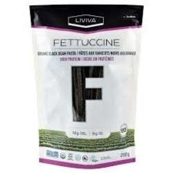 Fettuccine Haricots Noirs 200g