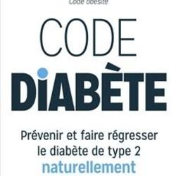 Livre Code Diabète